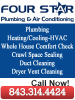 Four Star Plumbing & Air Conditioning, Inc.