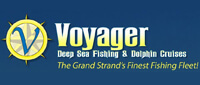 Website for Voyager Fishing Charters, LLC