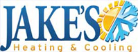 Website for Jake's Heating and Cooling