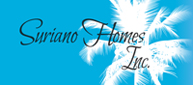 Website for Suriano Homes, Inc.