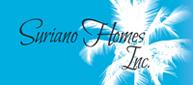 Website for Suriano Homes, Inc.
