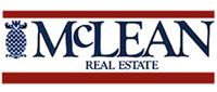Website for McLean Real Estate of Fayetteville