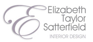 Website for Elizabeth Taylor Satterfield Interior Design