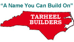 Website for Tarheel Builders