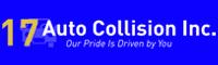 Website for 17 Auto Collision