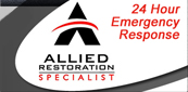 Website for Allied Restoration Specialist
