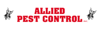 Website for Allied Pest Control Inc