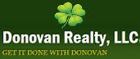 Website for Donovan Realty, LLC