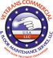 Website for Veterans Commercial & Floor Maintenance Services, LLC