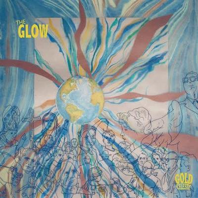 The glow album cover
