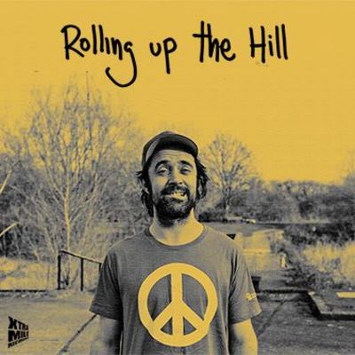 Rolling up the hill