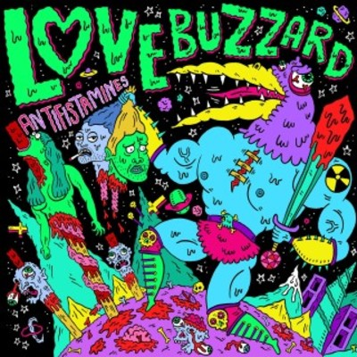 Love buzzard antifistamines