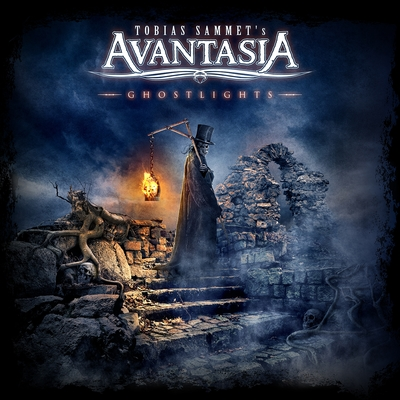Avantasia   ghostlights   artwork