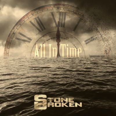 Stone broken all in time