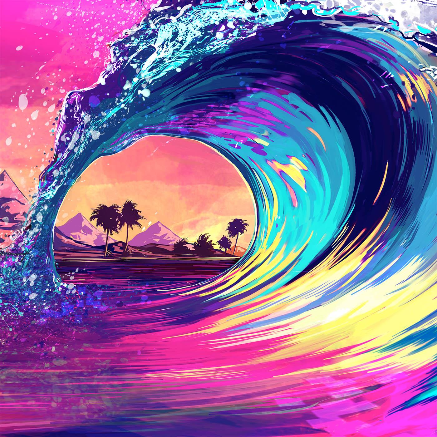 Ocean by ocean (pack shot)