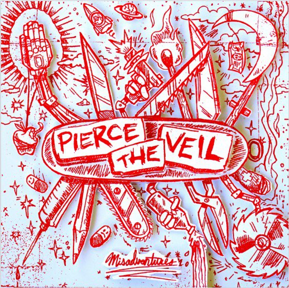 Pierce the veil   misadventures use