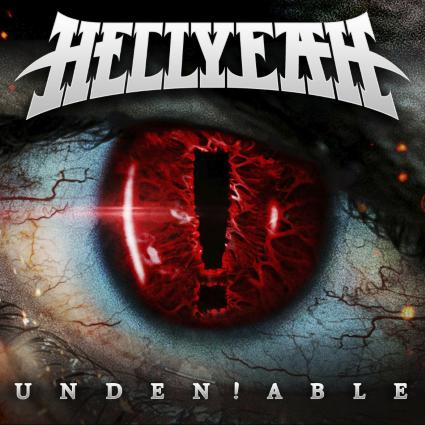 Hellyeah undeniable albumart
