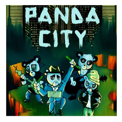 Panda city ep cover