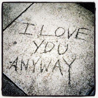 Anyway sidewalk