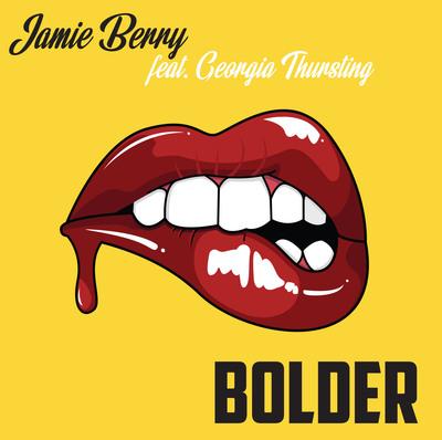 Artwork jamie berry bolder yellow