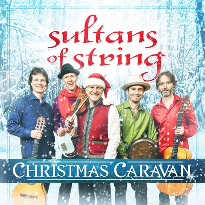 Christmas caravan cd cover 3000x3000 cover