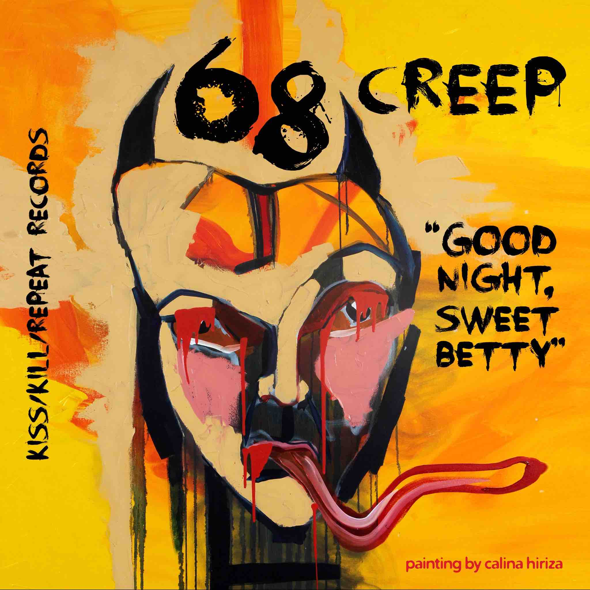 68creep goodnight sweet betty cover