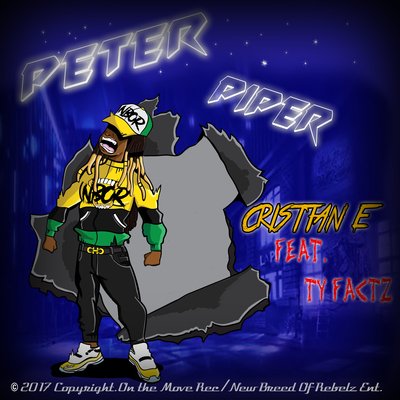 Peterpiper cover art