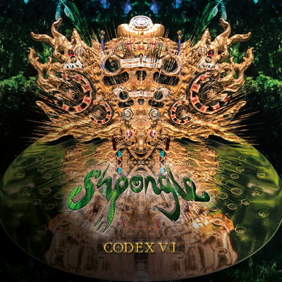 Shpongle   codex vi cover 3000x3000px