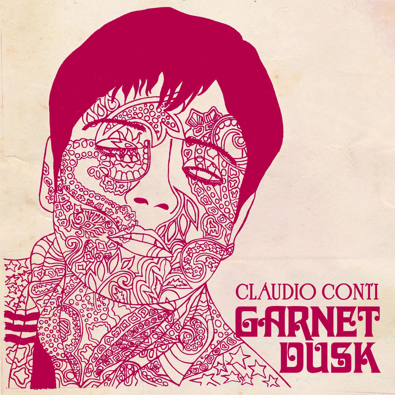 Claudio conti   garnet dusk   cd cover