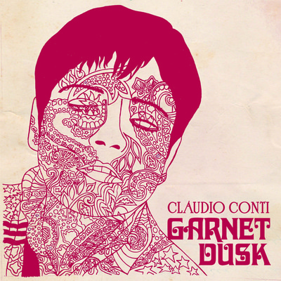 Claudio conti   garnet dusk   cd cover