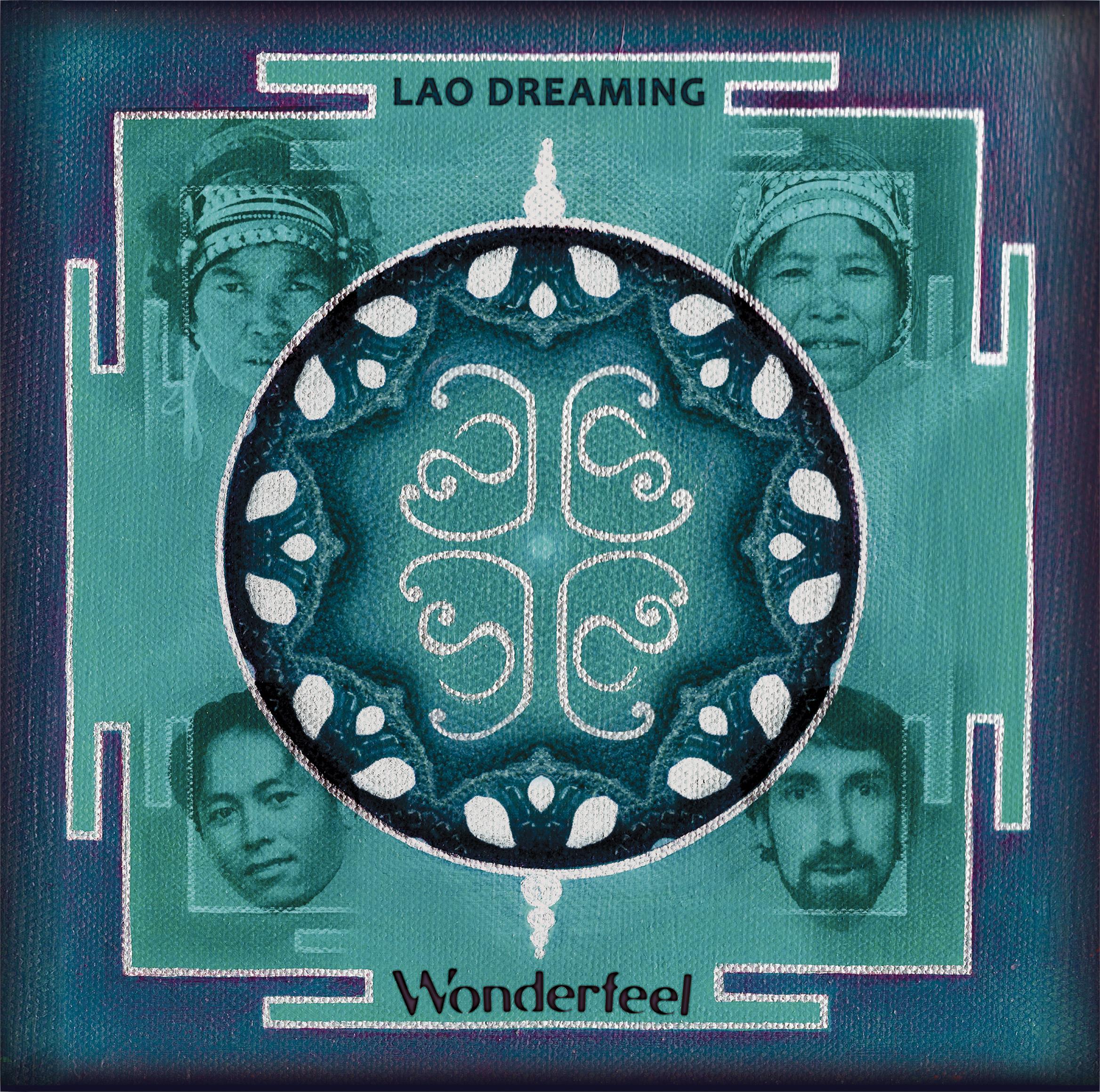 Wonderfeel laodreamingcoverart