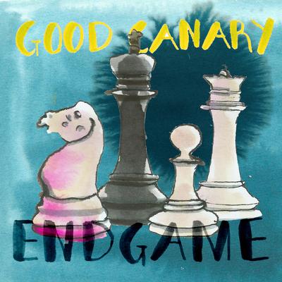 Good canary album cover