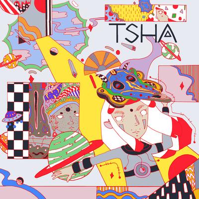 Teisha ep cover