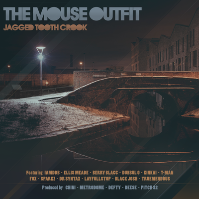 The mouse outfit   jagged tooth crook  front cover