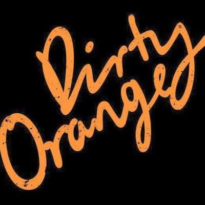 Dirty orange