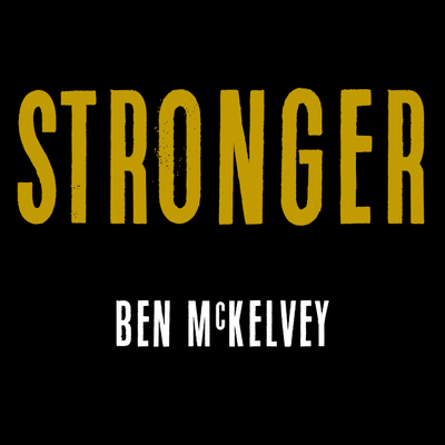 Stronger single artwork copy