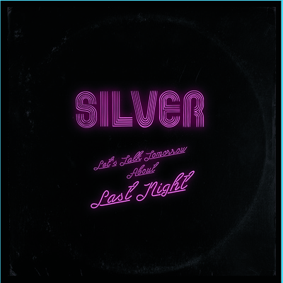 Silver front cover