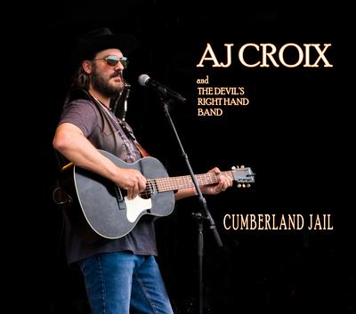 Aj croix cumberland jail album art