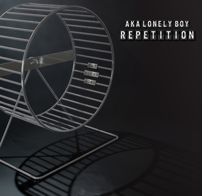 Artwork   repetition   aka lonely boy