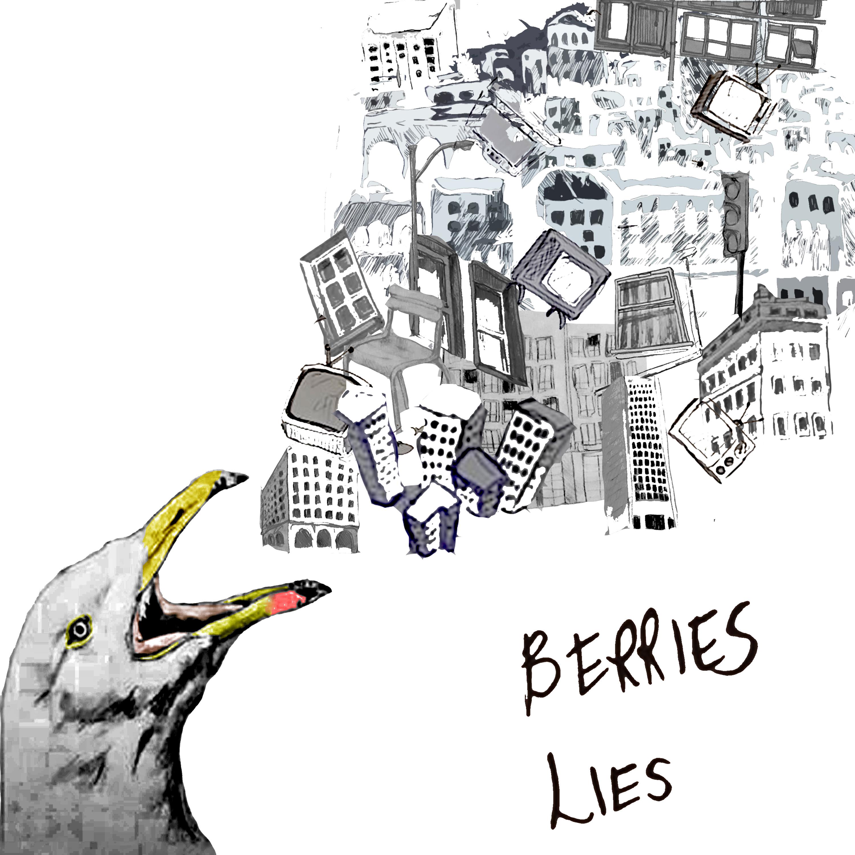 Berrieslies ep artwork