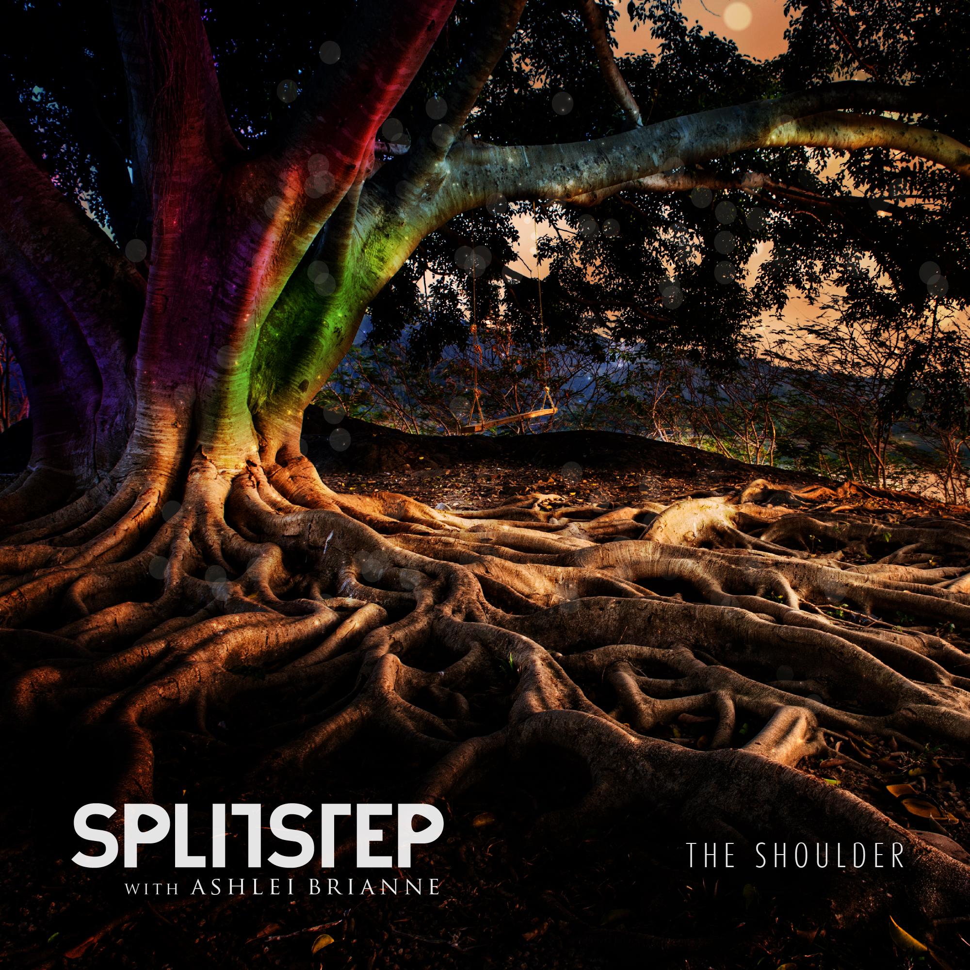 Splitstep the shoulder artwork f 01