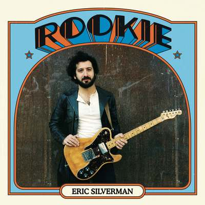 Eric silverman   rookie ep cover