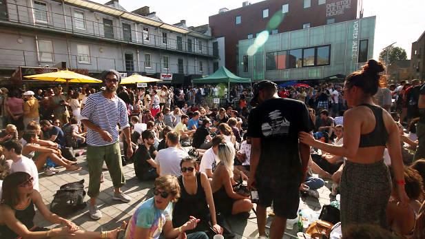 Dalston music festival