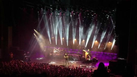James bay live concert 1