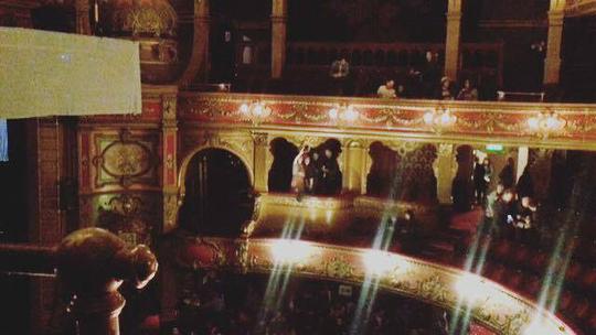 Hackney empire venue old theatre