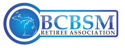 BCBSM Retiree Association Logo