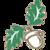 Thumb oak trace elem