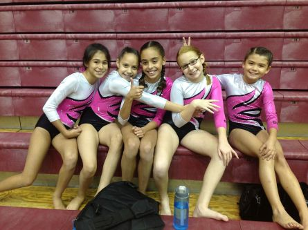 photos of single girls gymnastics № 151025