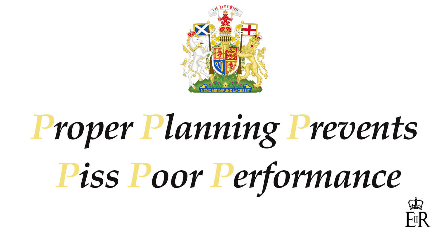 #4 Arbitrage Diary: The 7Ps of Native Arbitrage: Proper Planning and Preparation Prevents P***-Poor Performance