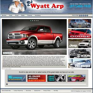 Wyatt arp